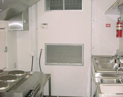 ANG Interior sinks and burners