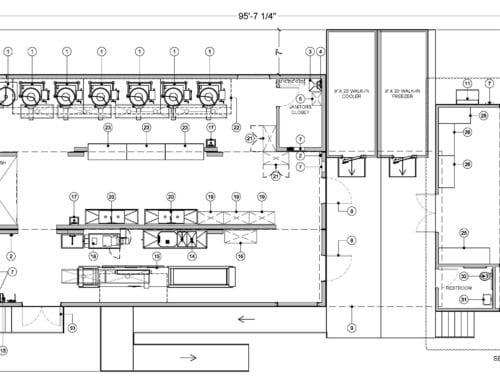 OPSO floorplan