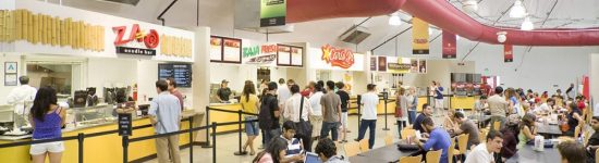 USC Food Court 2